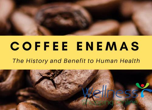 Coffee Enema Kits (WSO)